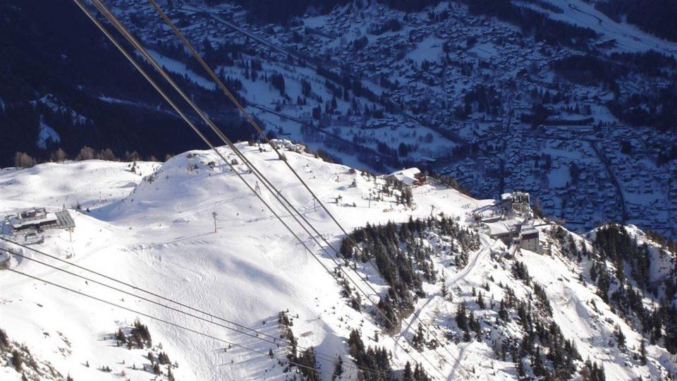 Domaine ski Brévent Flégère