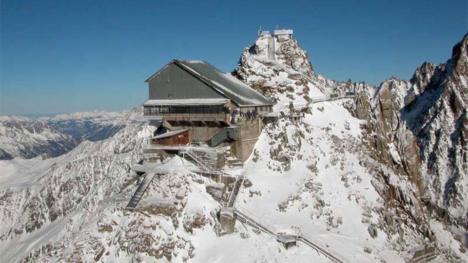 Domaine skiable Chamonix Grands Montets