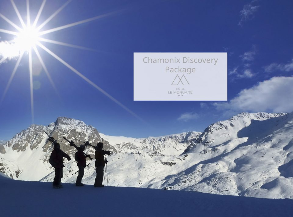 Special offer Chamonix hotels