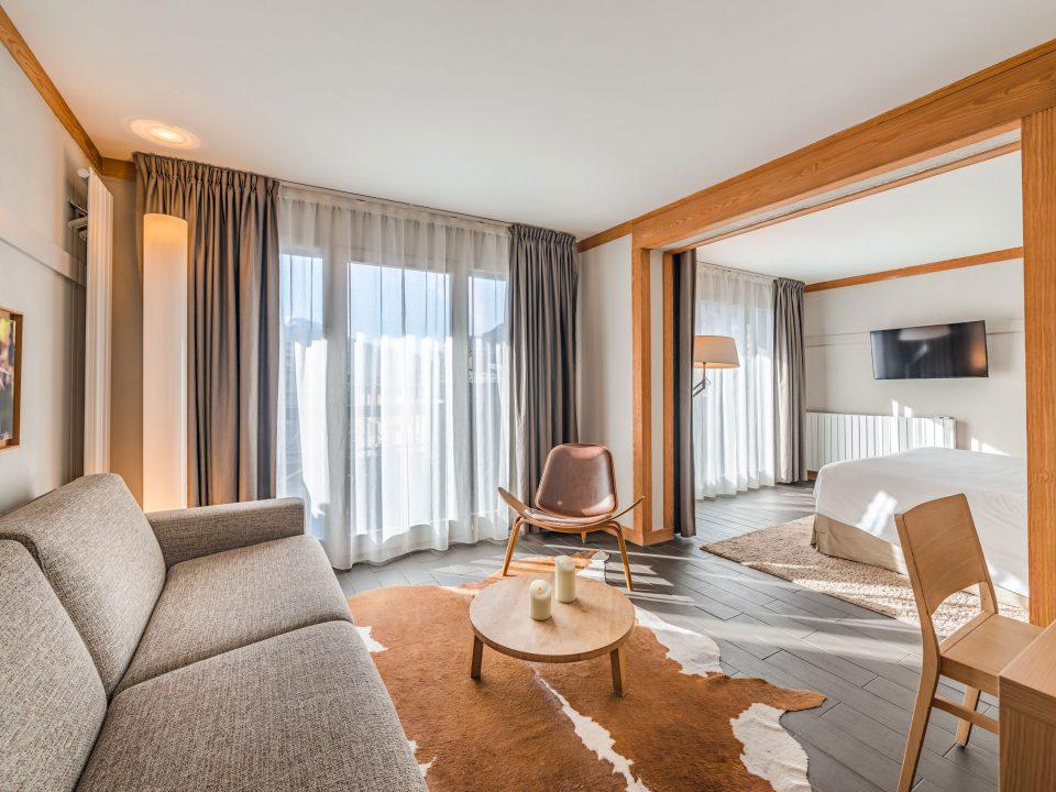 Chamonix hotel Le Morgane