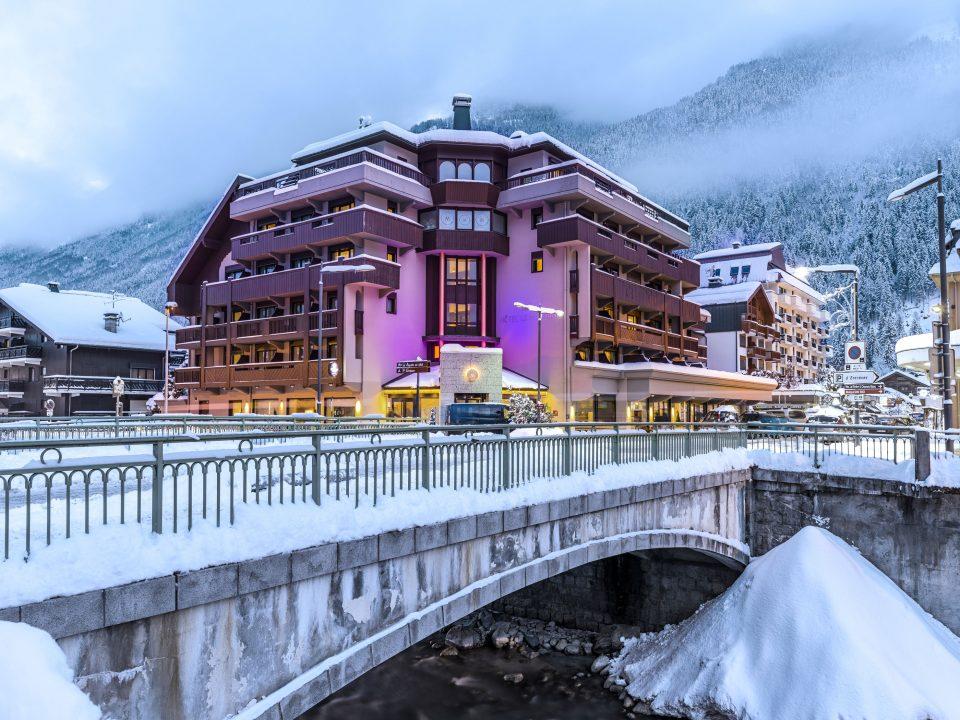 Le Morgane Hôtel Chamonix